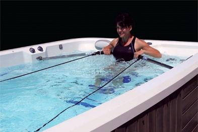 SPA бассейн Marquis Hot Tubs для занятий спортом