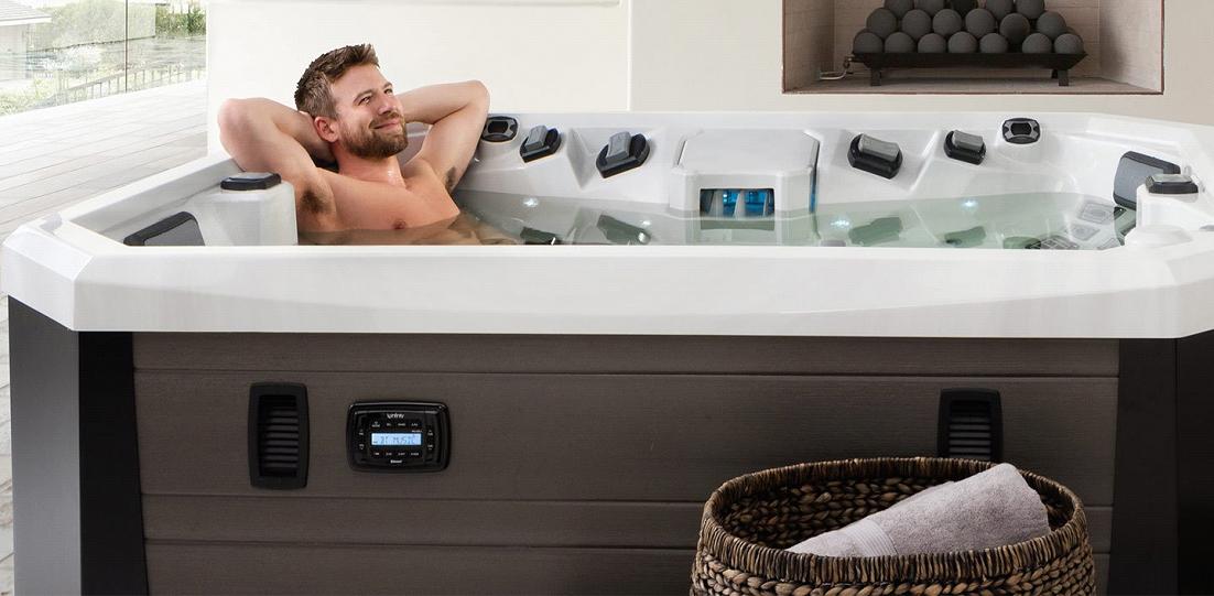 SPA бассейн Marquis Hot Tubs