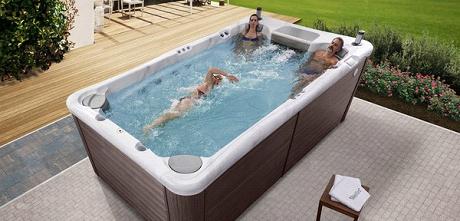 Готовый плавательный бассейн Веллис