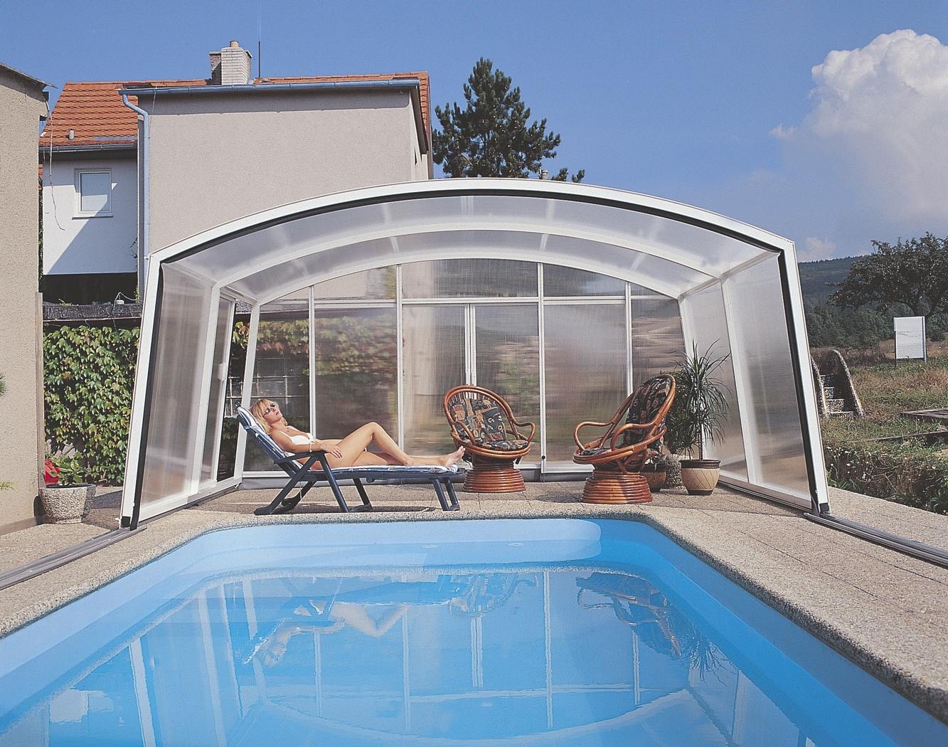 Построить бассейн своими руками проекты фото под крышей